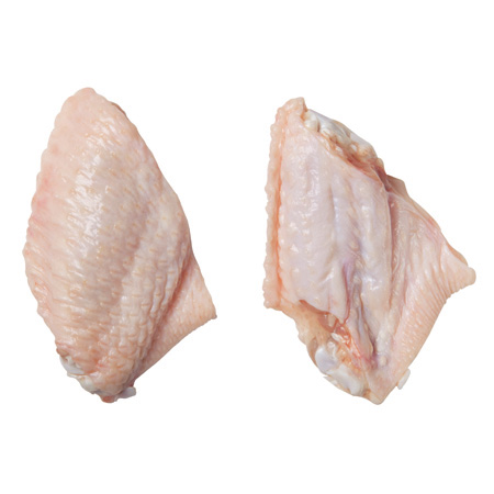 Chicken Middle-Joint Wings Half Cut, Frozen Chicken Mid Wings