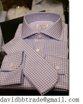 bespoke made to measure tailored dress formal business SHIRT 01