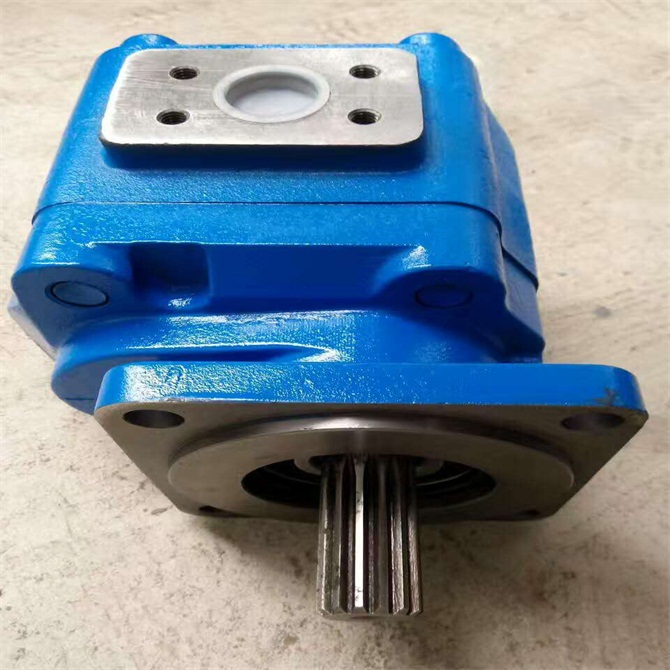 Jinan Hydraulic Pump CBGJ Series CBGJ2080 Hydraulic Gear Pump