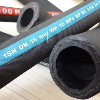Sell SAE 100 R1 Hydraulic Rubber Hose