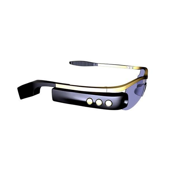 8 Mega-Pixel HD 720p Built-in 8 GB Memory Card Bluetooth 4.0 Smart Glasses