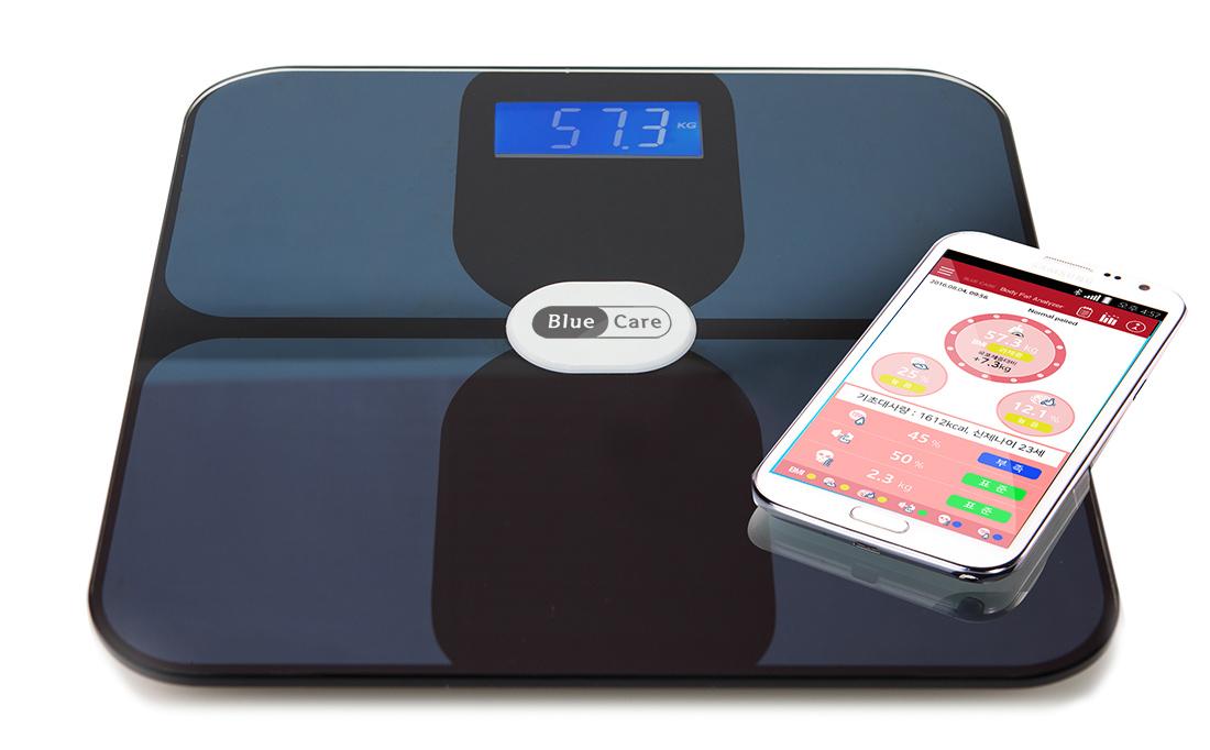Bluecare Body Fat Analyzer