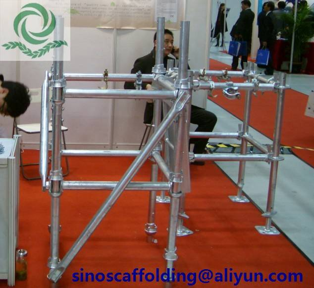 Cuplock Scaffolding System /step ladder for cuplock scaffolding system/cuplock scaffold