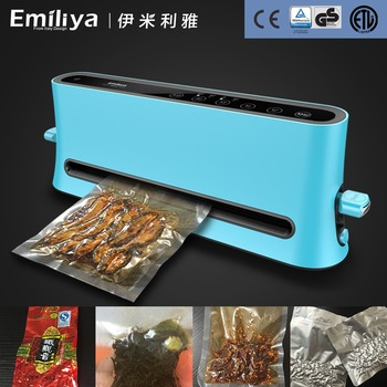 Household Vertical Automatic Vacuum Sealer, Foodsave Machine