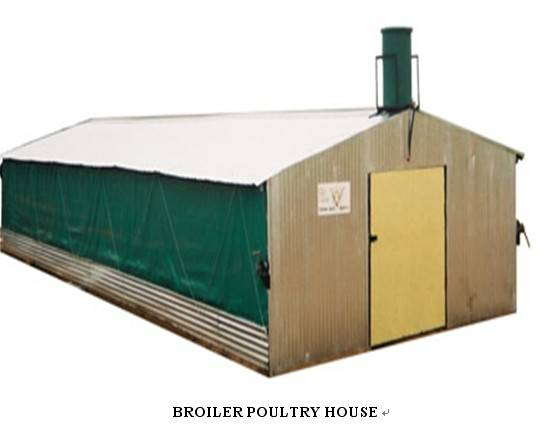 Modern And Cheap Poultry Farm