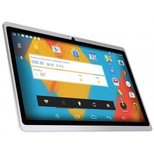 DOMO Slate X15 Quad Core 8GB Edition with 1 GB RAM Android 4.4.2 KitKat Tablet PC with Bluetooth, Du