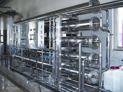 reverse osmosis pure  water equipment