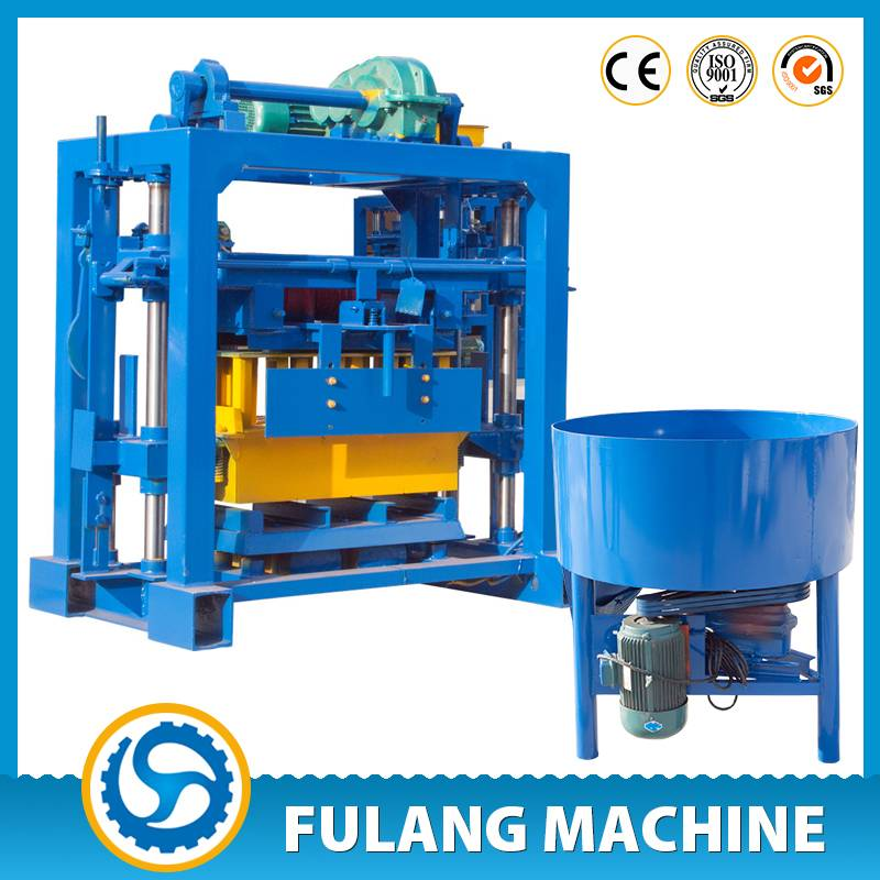 QTF40-2 high quality brick block making machine price