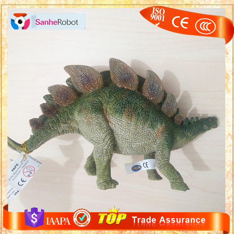 Reliable quality hot selling resin realistic life-size dinosaur toys