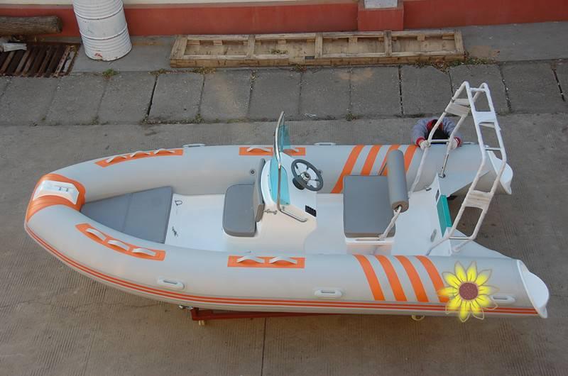 430cm rigid inflatable boat RIB430A yacht tender