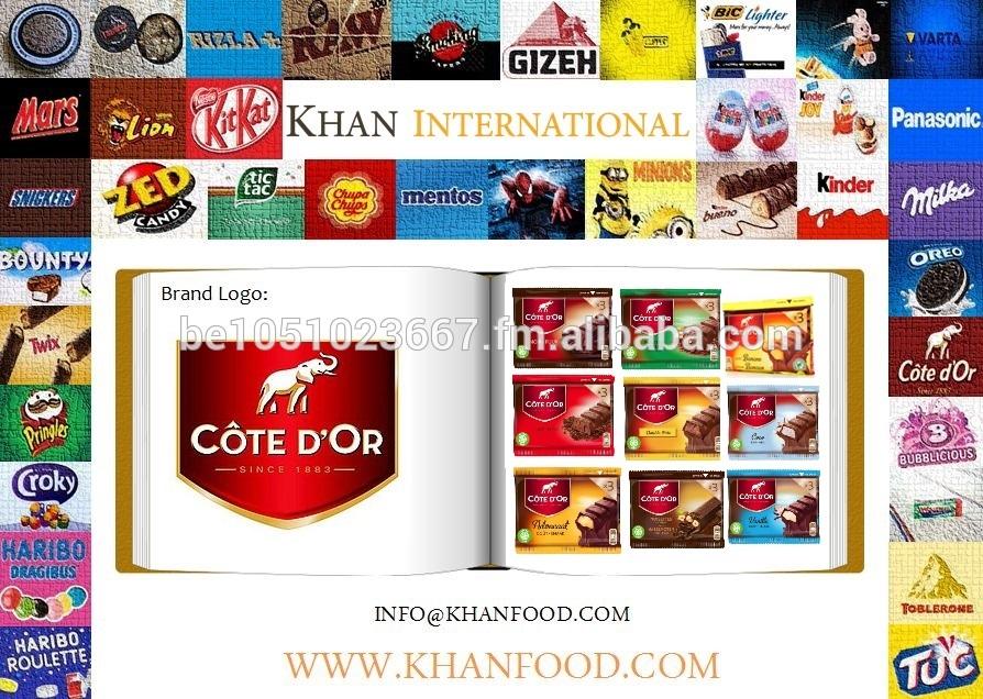 Côte D'or Chocolate 3 Packs - Full - Praline - Cream - Nuts