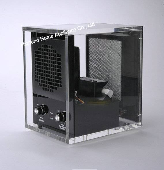 Air purifier with 6 purification