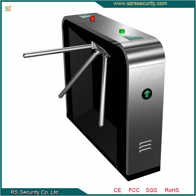 Made in China Entrance Access Control Automatic Tripod Turnstile