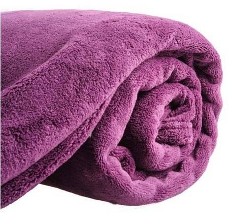 Coral Fleece Throw Blanket