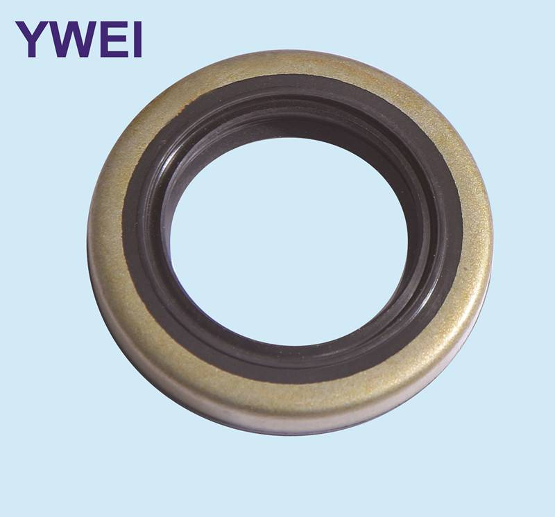 Metal skeleton oil seals for excavator spare parts made in china