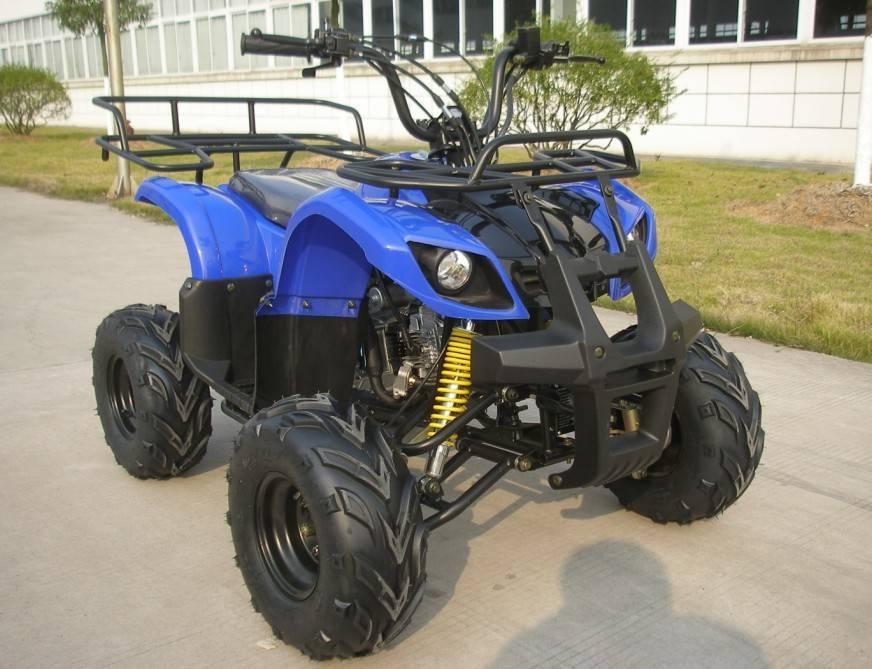 Off-Road KANDI Mini/Kids ATV/Quad: 110cc, chain; MDL GA003-2