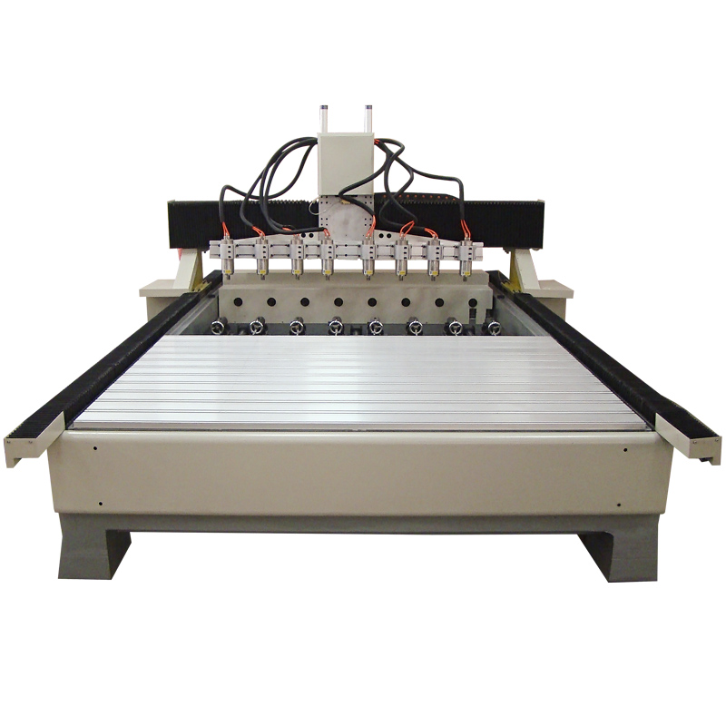 Multiple Rotary CNC Router(Gantry Move)