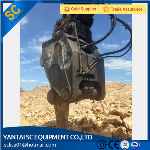 Hydraulic Vibro Ripper for Excavator