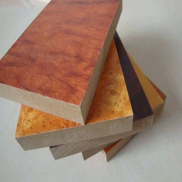 melamine mdf board with high quality hot selling