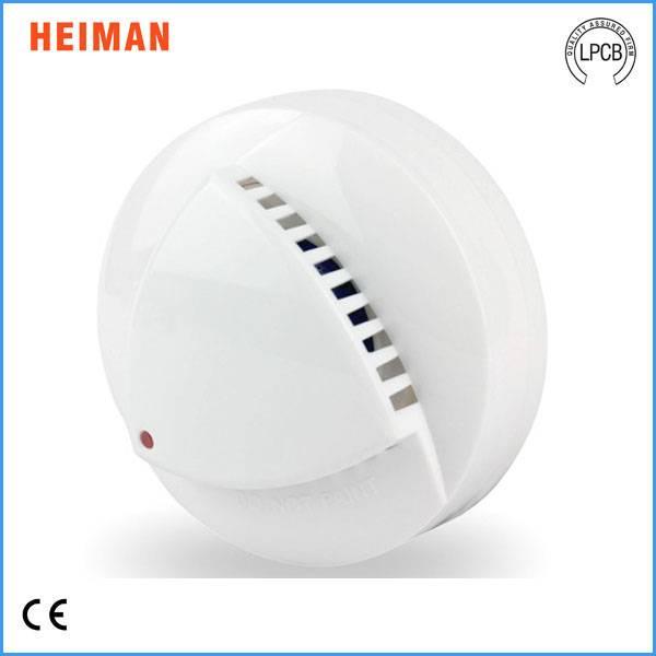 New EN 54-7 Approved Smoke Detector
