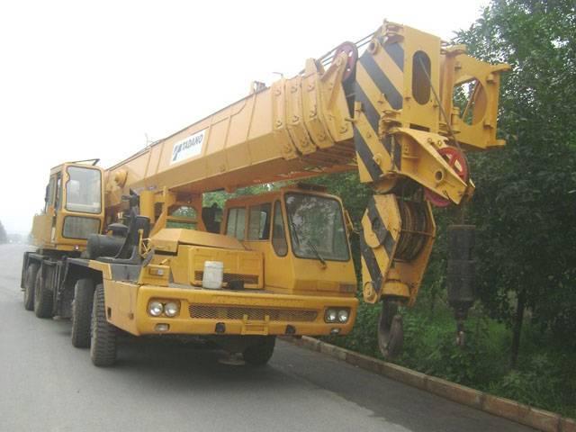 Used Tadano Crane TG 500E-3 +8618221102858