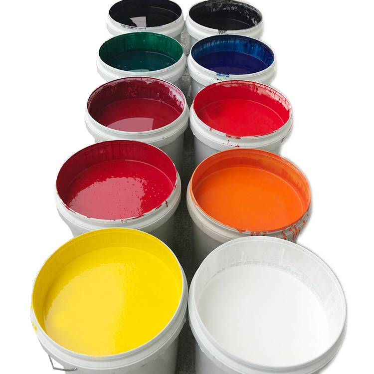Water based & eco-friendly printing ink