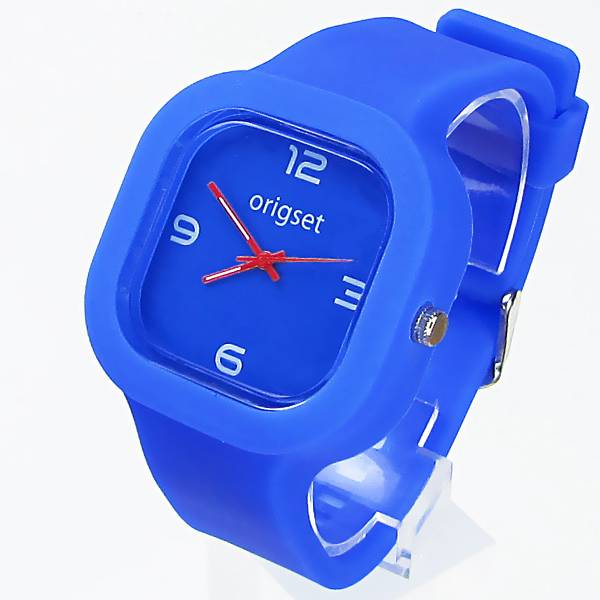 Cheap colorful children Watch, Slap Silicone Band, Quartz Movement Children's Watch Manufacturer