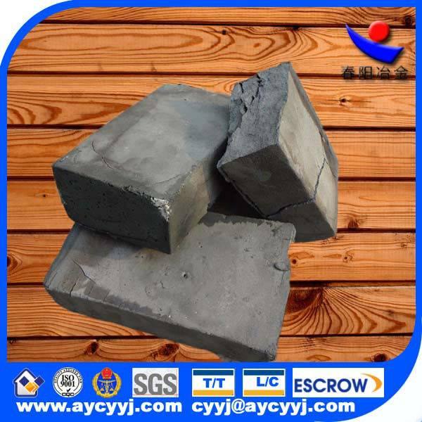 low carbon Nitrided Ferro chrome /FeNCr/FeCrN