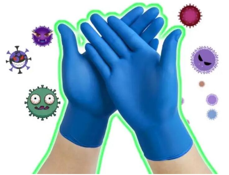 Handschuhboxenhalter gloves / Latex-Handschuhe gloves