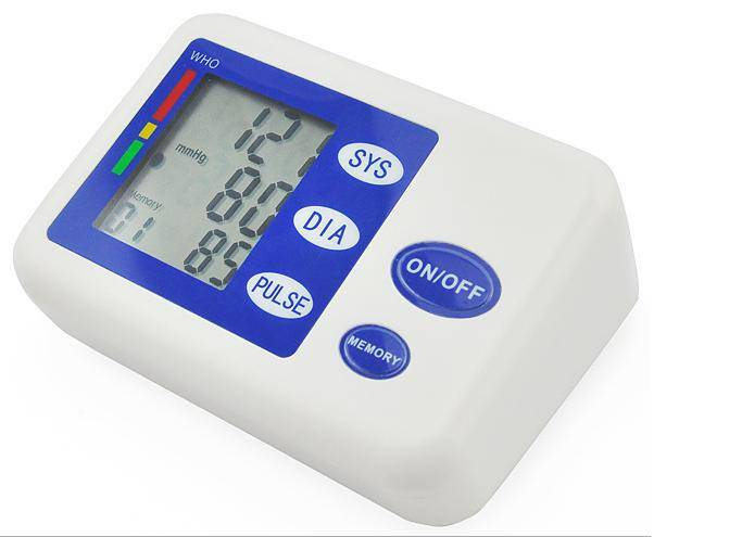 Automatic Upper Arm Blood Pressure Monitor