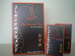 Jinshenkang sensual tea