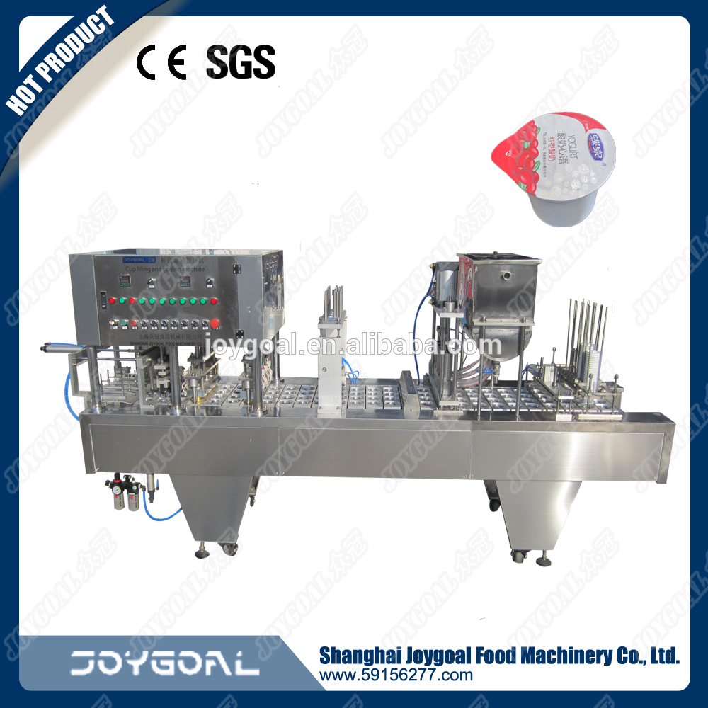 BHP-4 Automatic cup filling machine for drinking water