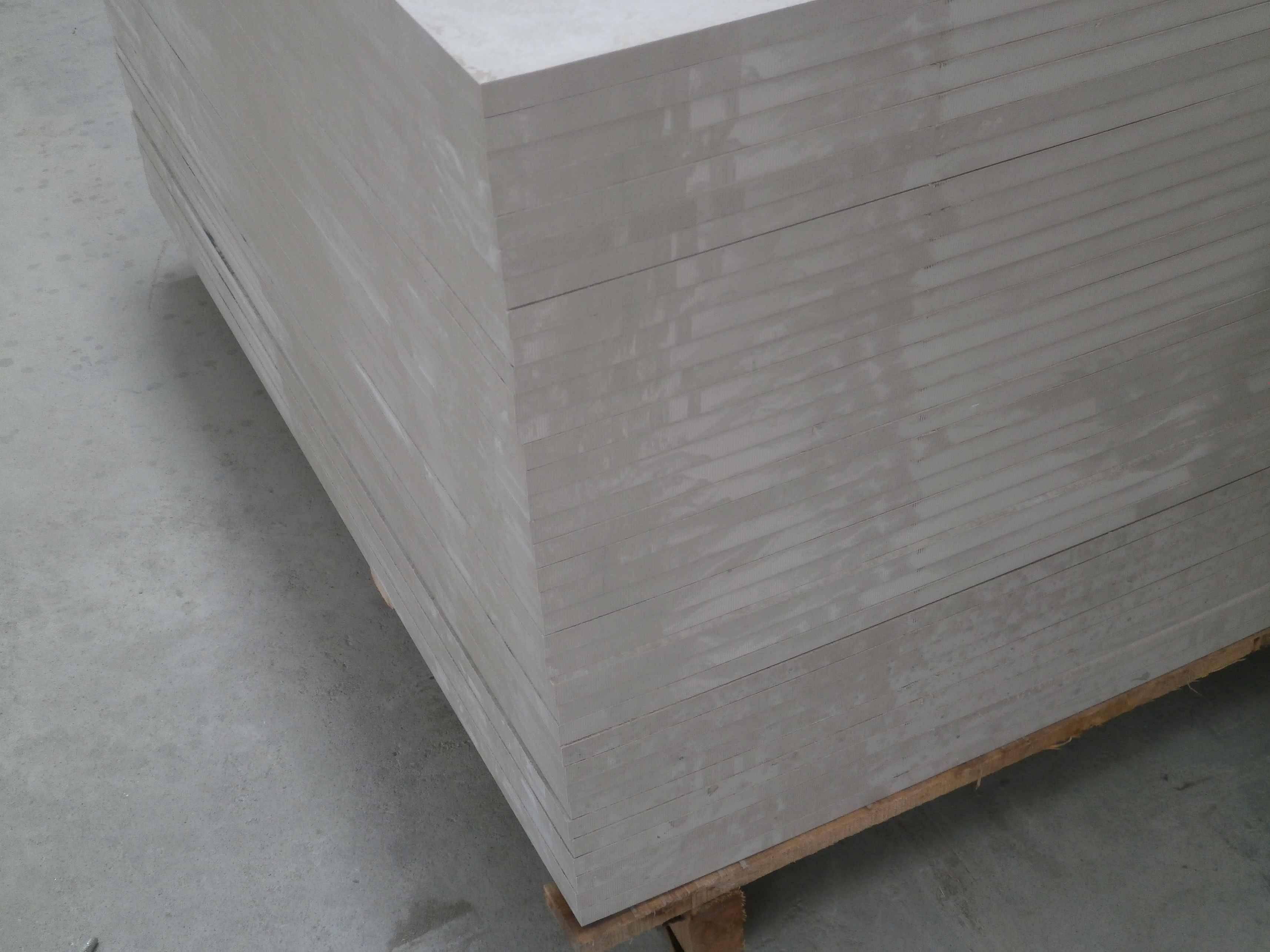 High density Fiber cement board for external wall or floor