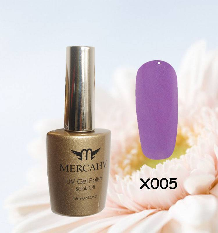 Free Sample Mercahv Factory OEM Available High Quality Ultraviolet Nail Gel Polish