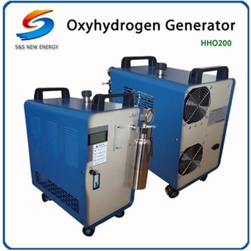 HHO-200 Oxy-hydrogen Gas Flame Welding Machine