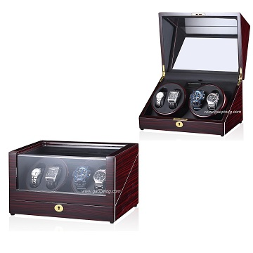 High Quality Custom Made Wooden Watch Winder