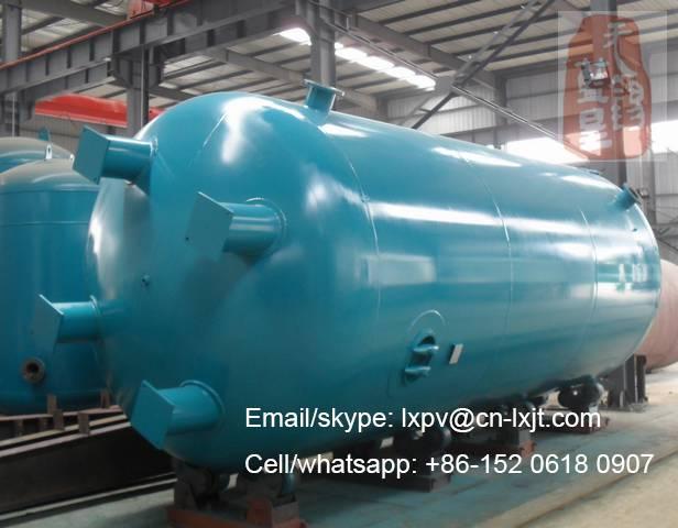LPG storage tank-Hydrogen/Oxygen/Air storage pressure vessel-ASME ISO9001 certified factory