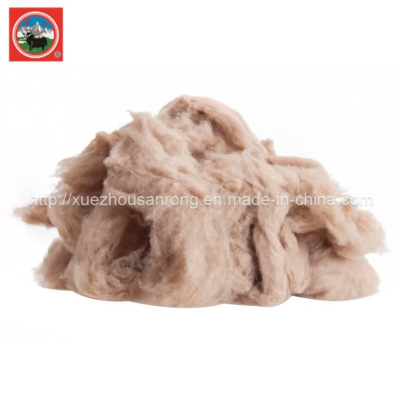 combing yak wool /cashmere/camel wool fabric