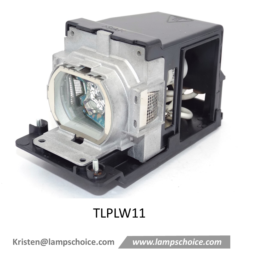 Original TLPLW11 Projector Lamp with housing For Toshiba Tlp-X2000 Projector