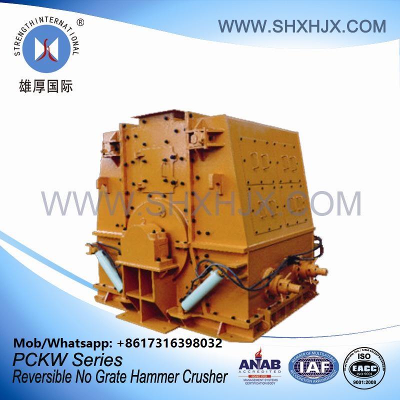 Mining PCKW Series Reversible No Grate Hammer Crusher