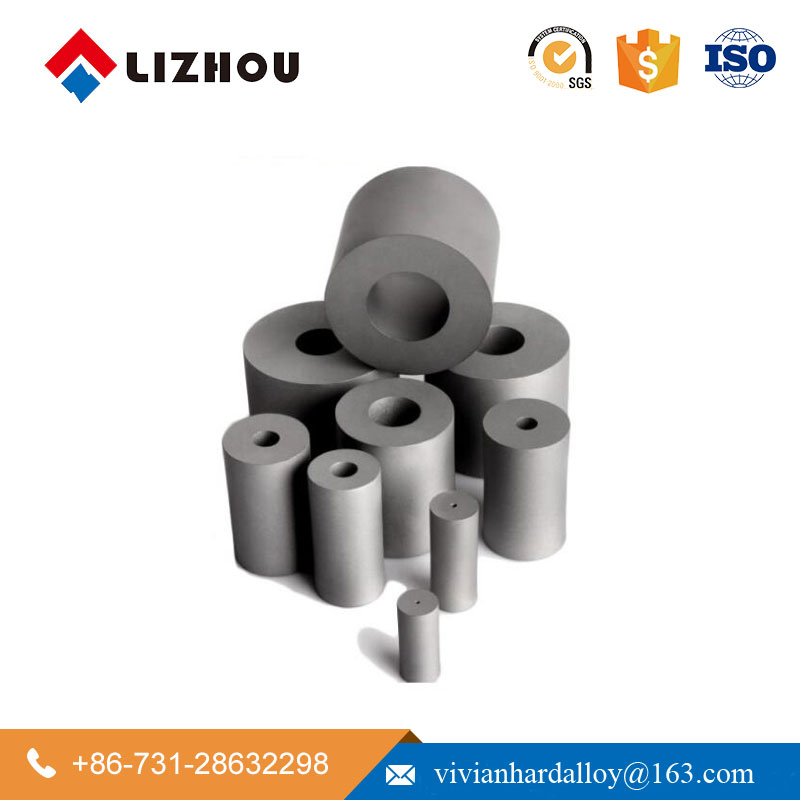 YG25 Cemented Tungsten Carbide Cold Forging Punch Dies for Metal Working