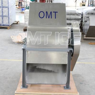 OMT 50ton Ice Crushing Machine