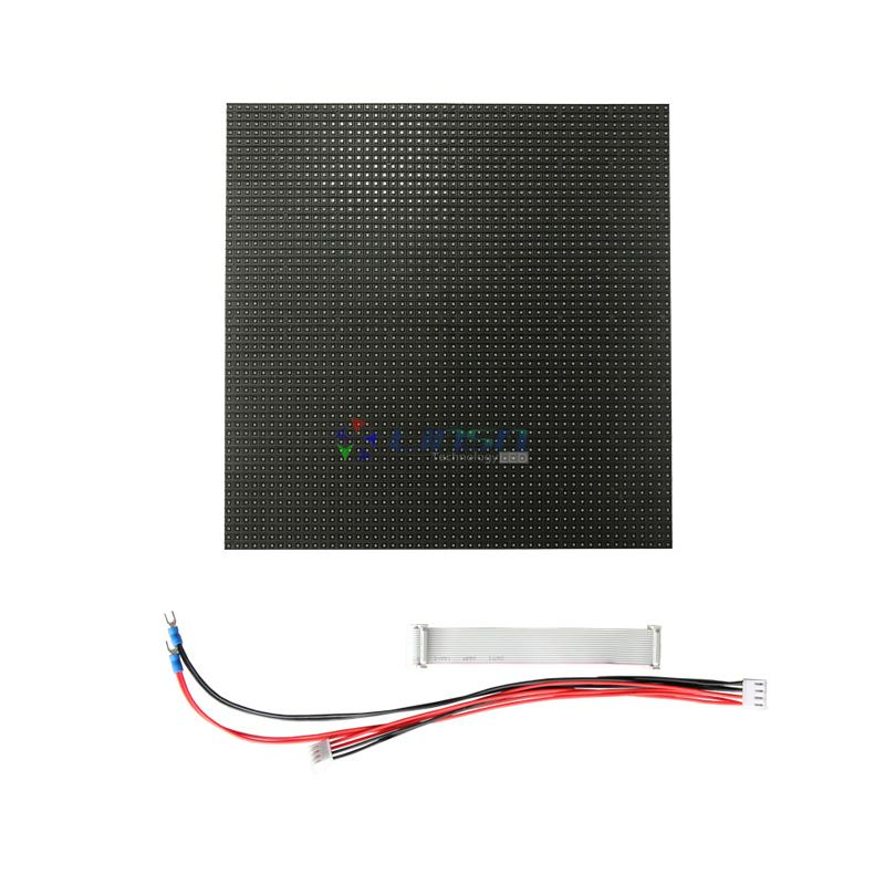Indoor Ph4.81mm 250mmx250mm LED Module