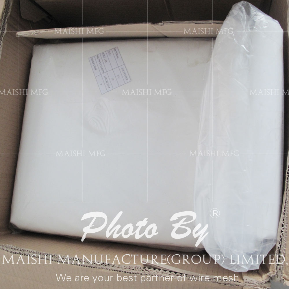305 Monofilament Silk Screen Printing Mesh 120T