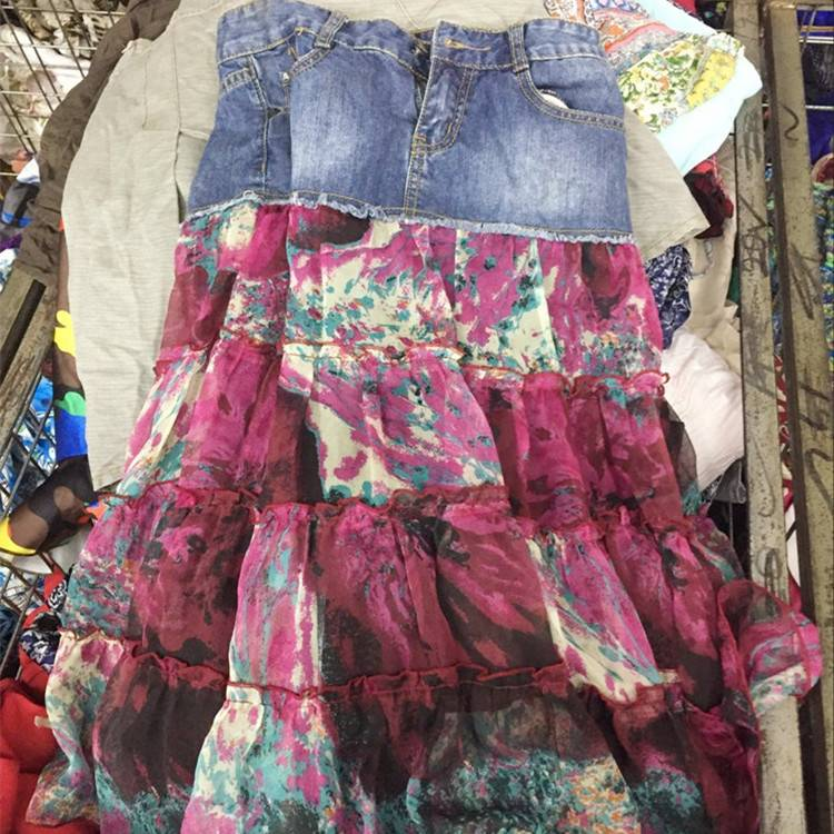 wholesale used clothing in bales