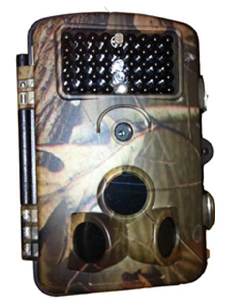 12 Megapixels Color CMOS 940NM Hunting Trail Cameras Waterproof IP 54