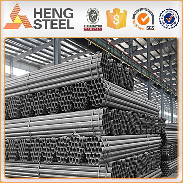 Chinese major steel pipe suppliers in Gambia Market