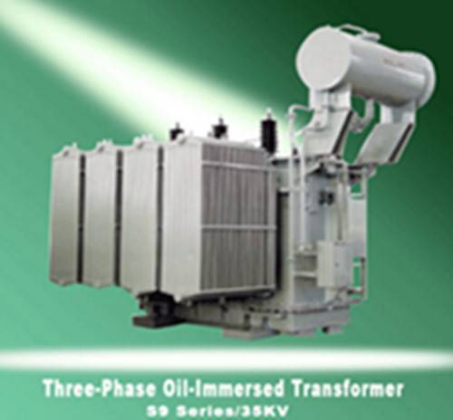 35kv Power Oil-Immersed Transformer