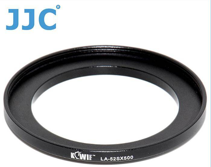 JJC Hot new products screw-in thread designs camera lens ring