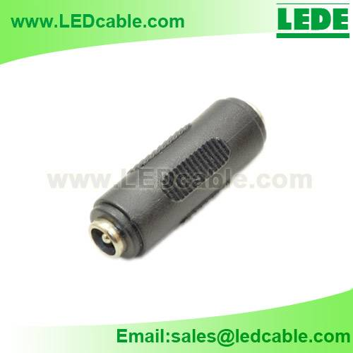5.5mm Female to Female DC Power Adapter